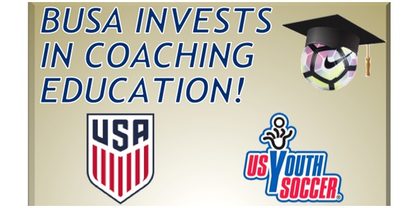 BUSA Invests in Coaching Ed!